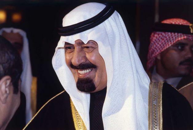 01.23. krol Arabia Saudyjska